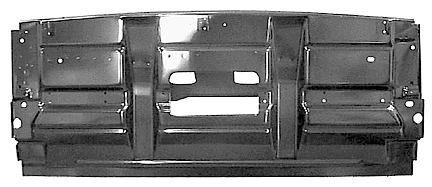 1001 1967-1969 Firebird Convertible Rear Seat Mount Panel