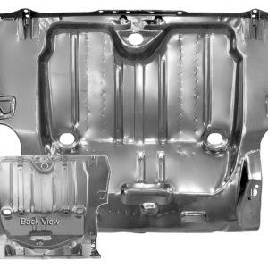1046BB 1968 Camaro Full Trunk Floor Pan