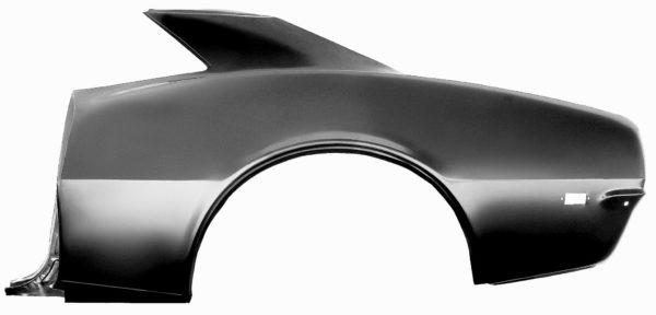 1066C 1968 Camaro Coupe - Full Quarter Panel - LH