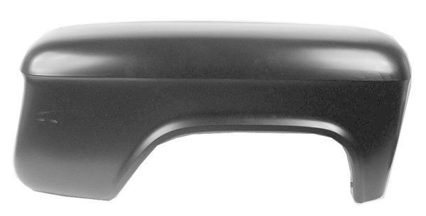 1097C 1955 – 1966 Chevy Truck Rear Fender Stepside – RH Side