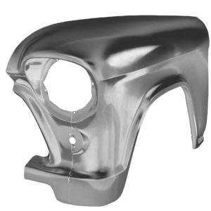 1955 – 1956 Chevy Truck Front Fender – LH Side
