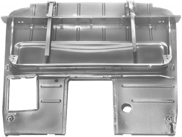 1106AX - 47 - 54 Complete Floor Pan - EDP - DONE