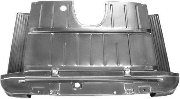 1107C 1955 - 59 Complete Floor Pan