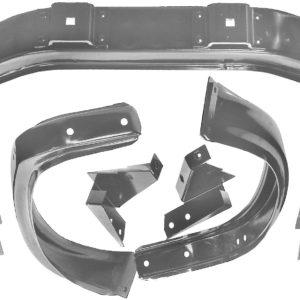 1119ZWT - 1947 - 1954 Radiator Support W brackets
