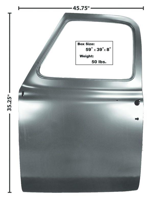 3101 - FORD TRUCK door