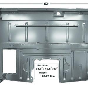 3151 - FORD TRUCK 56 Floor Pan
