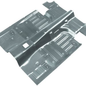 3648C 65-68 Coupe - Fastback Complete Floor Pan