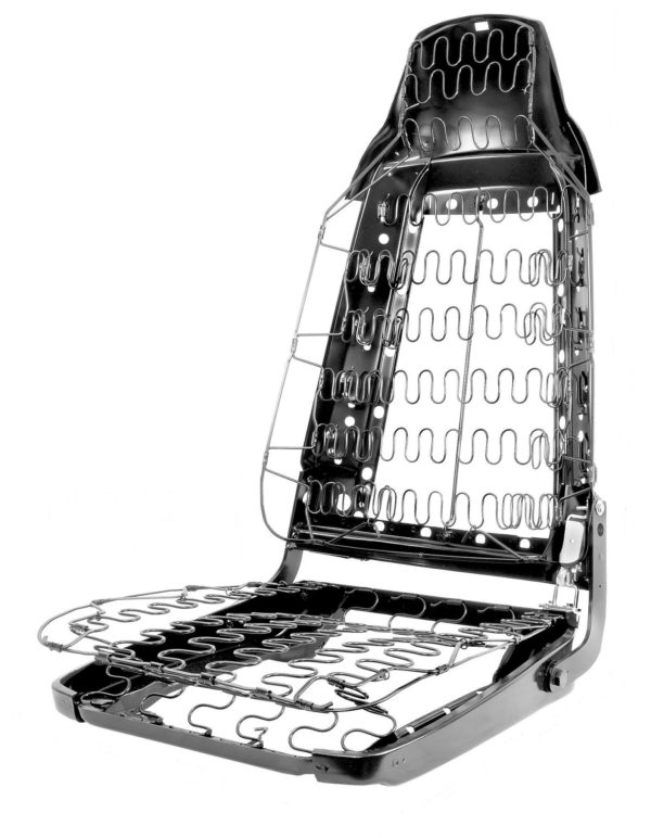 6027 70 Seat Frame Assembly - LH Side